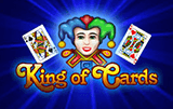 King of Cards в казино на деньги