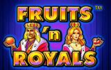 Платный игровой автомат Fruits And Royals
