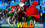 Игровые автоматы с бонусом Santa's Wild Ride