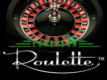 В казино на деньги Европейская Рулетка