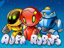 Азартная игра Alien Robots играть