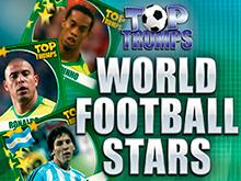 Онлайн игра Top Trumps World Football Stars — играть на официальном сайте